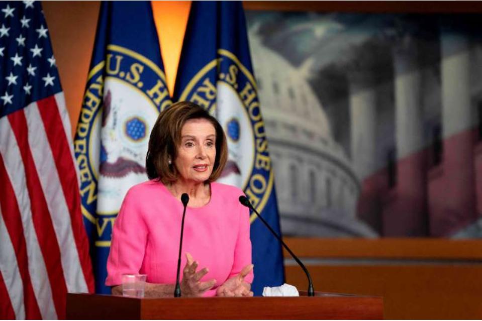 众议院共和党领袖拒绝民主党救助计划中