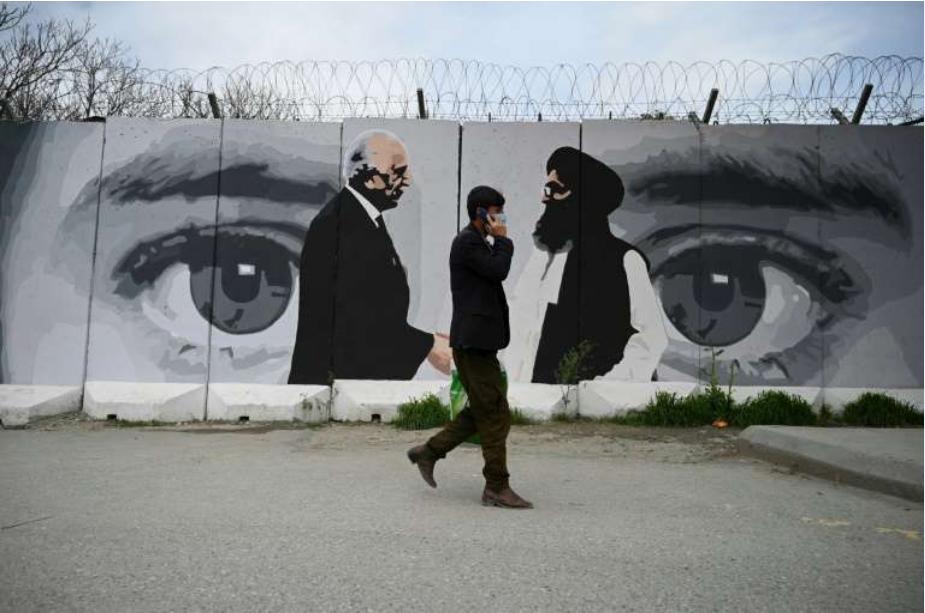 """塔利班结束关于交换囚犯的""""徒劳无益"""""""