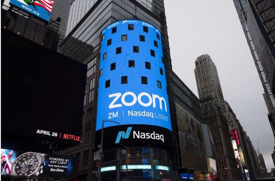"""参议院内部备忘录警告称,Zoom对隐私、安全构成""""高风险"""""""